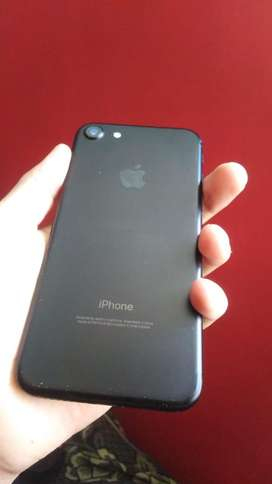Vendo mi iPhone 7