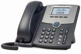 Telefono Ip Cisco Spa512g