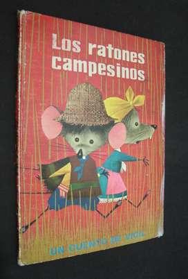 Los Ratones Campesinos Constancio Vigil literatura Infantil