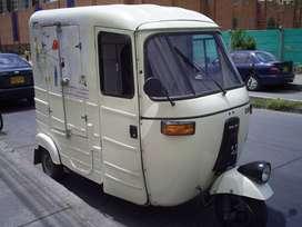 Motocarro Bajaj Auteco