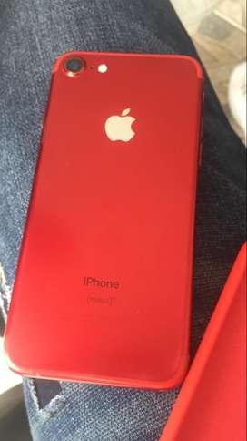 Se vende iPhone 7 de 128 gigas