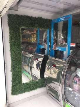 Se vende Salsamentaria acreditada muy bien ubicada barrio Bachue