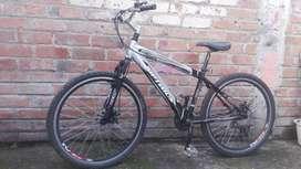 Bicicleta optimus USADA