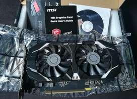 MSI Nvidia GeForce GTX 1050Ti 4G OC