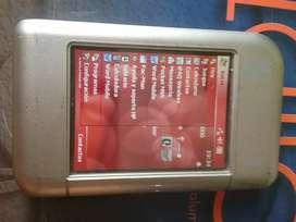 Agenda digital Pocket PC 4130 programas juegos aplicaciones Windows Mobile 5.0