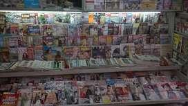 Vendo puesto de diarios fondo de comercio o permuto