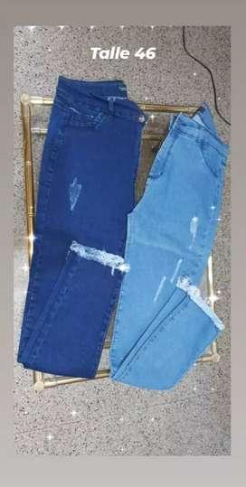Jeans damas