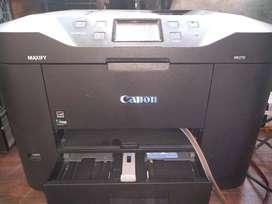 impresora multifuncional  canon maxify