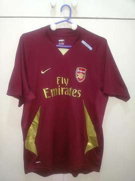 Camiseta Nike Arsenal T. L, Adidas Puma boca River