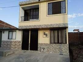 Casa 2 aptos independientes La Tebaida, Quindío.