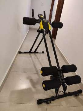 Ab cruncher Athletic works nuevo