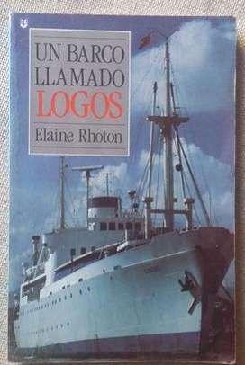 UN BARCO LLAMADO LOGOS     ELAINE RHOTON  en LA CUMBRE