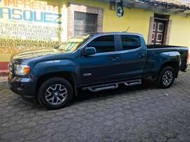 GMC canyon All Terrain 2015 4x4 edición carbon
