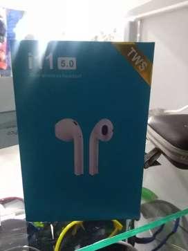 Audífonos Bluetooth Inalámbrico Recargab i11