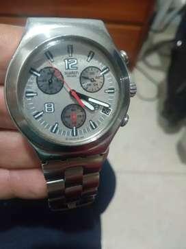 Reloj swatch cronografo