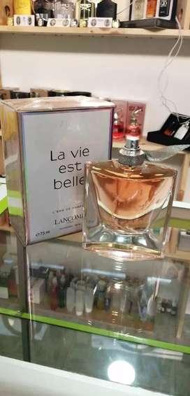 Calidad en perfumería