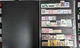 Coleccion de 774 estampillas del mundo