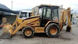 Retroexcavadora Caterpillar 416D 2001-2005