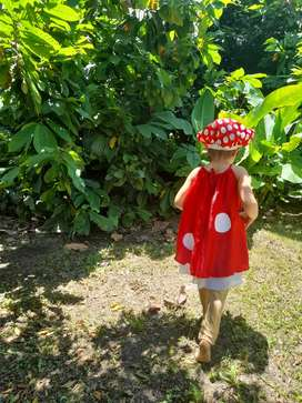 Disfraces para niñas de  6 a 8 años