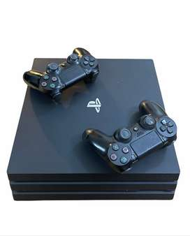 PS4 usada unico dueño
