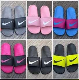Chancletas Nike importadas