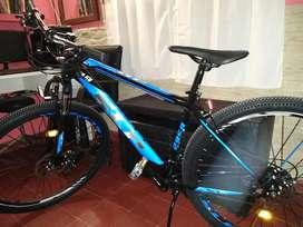 Bici SLP nueva