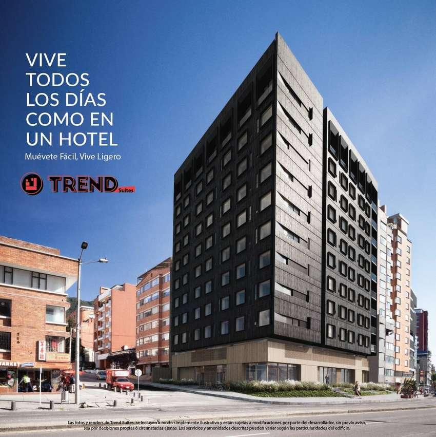 Vive Como en un Hotel Todos los Días y recibe 27,81% de Rentabilidad sobre tu inversión, Por Pronto pago. 0