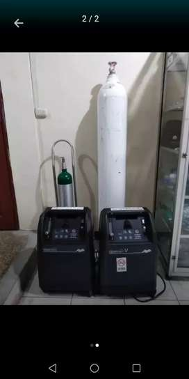 Vendo Concentrador de Oxigeno