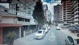 Venta Terreno para Construcción de Edificio en Sector Batán Bosmediano Gonzalez Suarez Quito Centro Norte