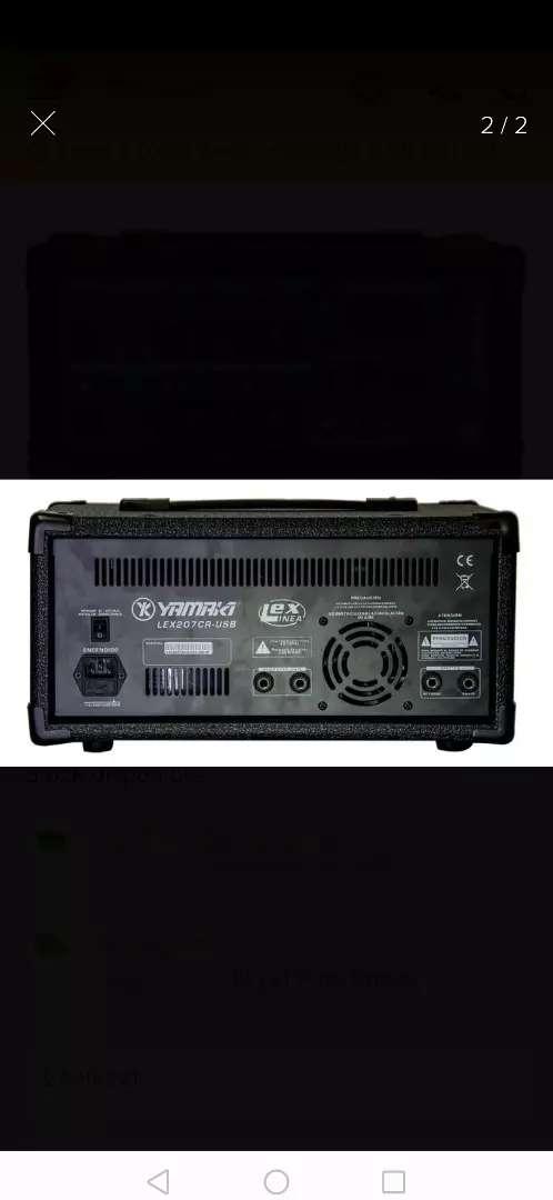 Amplificador Yamaki 0