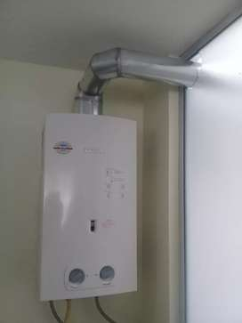 Tecnicos estufas calentadores gas