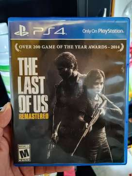 The Last Of Us Para PS4 Full