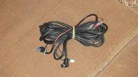 cable auxiliar pioneer 5 metros