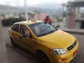 Cedo acciones y derecho de operación de un taxi en la cooperativa Babahuyus ciudad de Babahoyo