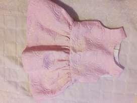 Ropa de bebe talla 0 a 3 meses