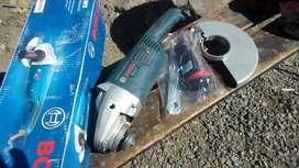 Alquilo Amoladora Bosch Gws 22230 Pro S/.30 por dia