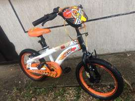 Bicicleta para Niño en Venta.
