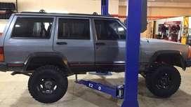 Jeep Cherokee Sport 4.0 Nafta 6 cilindros 1993 GNC