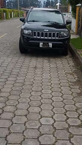 Jeep compass impecable