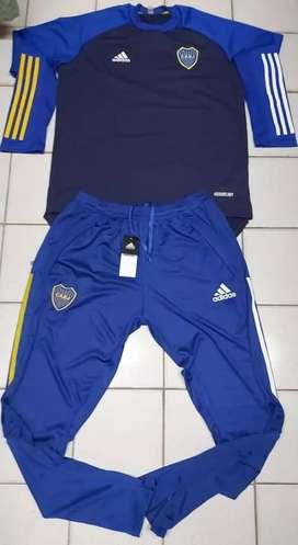 Conjunto Boca Juniors