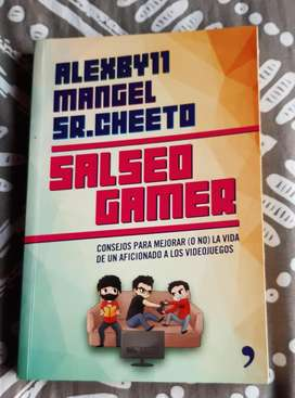 Libros Harry potter Salseo Gamer y Wigetta