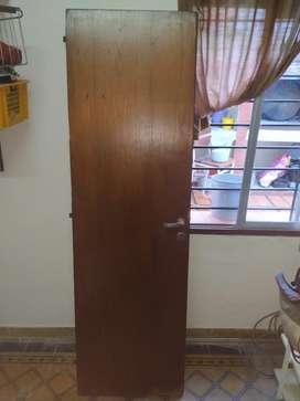 Vendo puerta placa