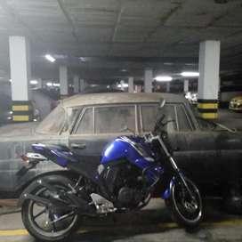 Moto Yamaha Fz estado muy bueno