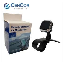 Holder Soporte Para Celular Para Auto Con Iman! Cencor