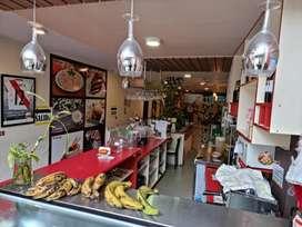 Traspaso de Local Restaurante - Pollería