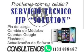 Servicio Técnico De Celulares JJP SOLUTION.