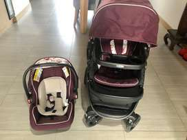 Coche Travel System GRACO