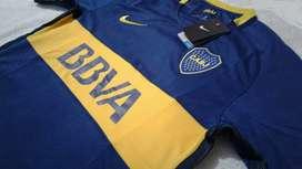 LIQUIDACION! Camiseta Oficial Boca Juniors Titular 2018 Adultos!