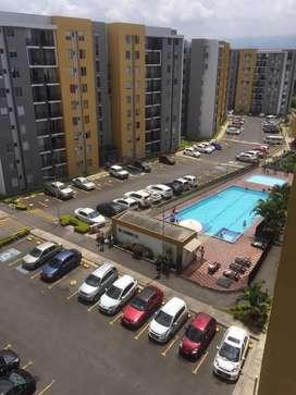 Apartamento en conjunto cerrado Batara