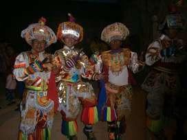 danzantes de tijeras  supaypa wawan